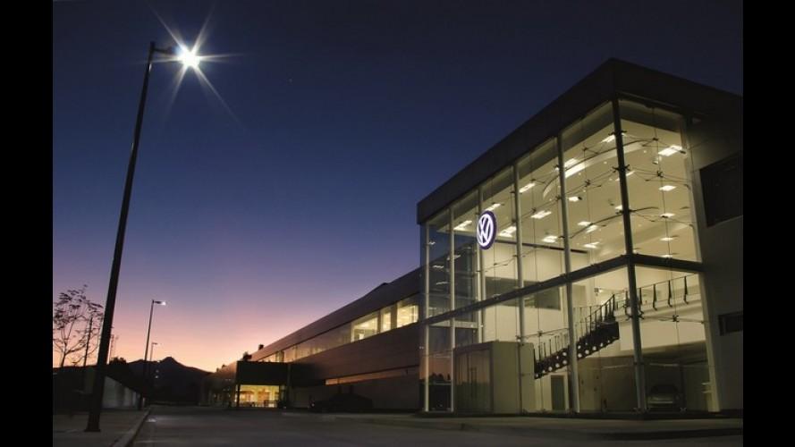 Volkswagen inaugura nova fábrica de motores no México - Unidade é a centésima do grupo