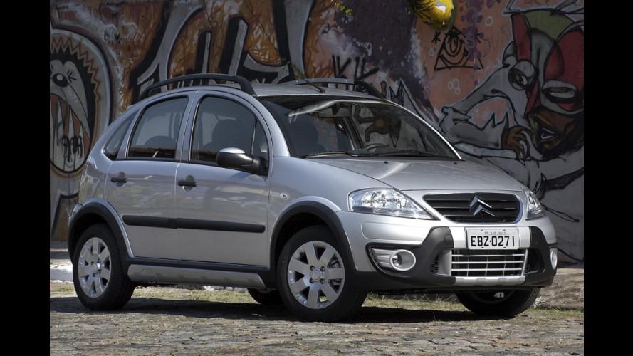 Fim de linha: Citroën C3 XTR deixa de ser produzido