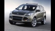 Ford anuncia recall de mais de 10 mil unidades do crossover Escape na América do Norte
