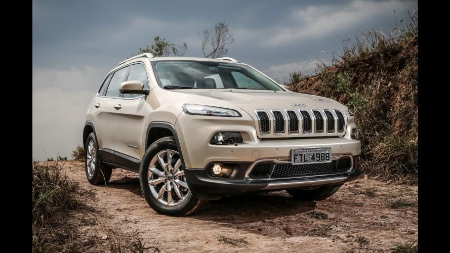 SUVs: Cherokee cresce 39%; Lifan X60 bate recorde e Duster supera EcoSport