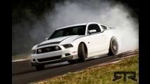 Ford mostra o Mustang RTR 2013 - Versão tem potência de até 632 cv