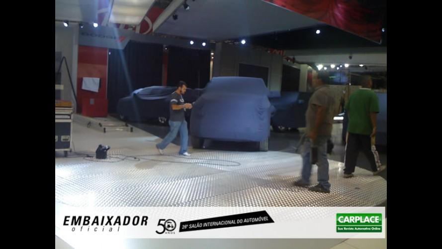 Salão do Automóvel: Time de cinco mil pessoas trabalham nos bastidores