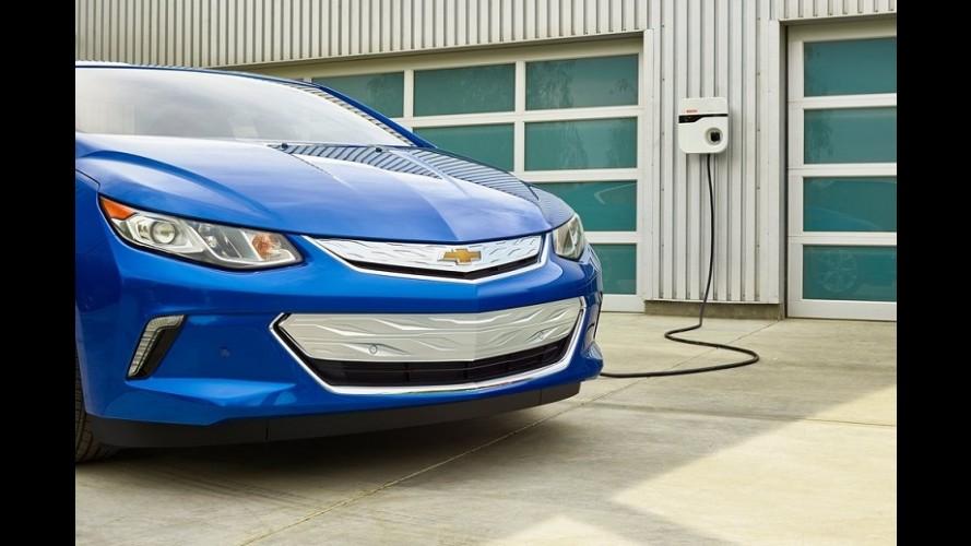 Vídeo: GM mostra detalhes da nova geração do Chevrolet Volt