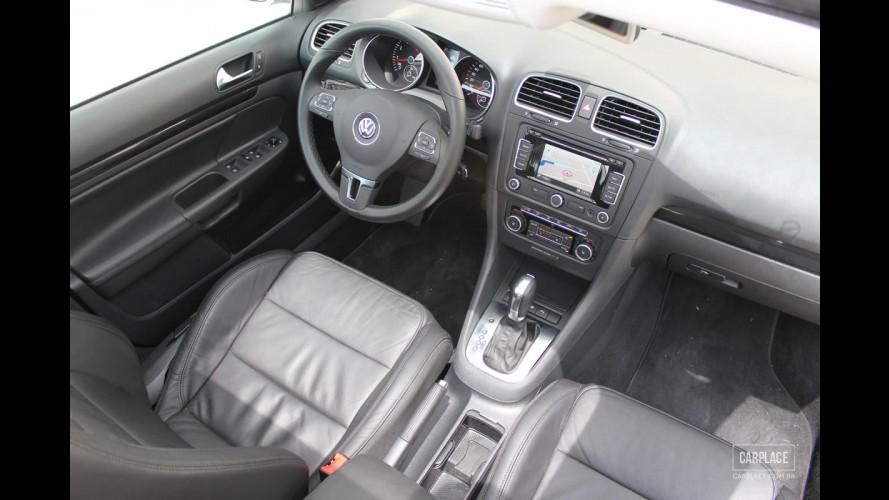 Garagem CARPLACE: Detalhes do acabamento interno do Volkswagen Jetta Variant 2.5