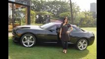 Chevrolet Golf Cup 2011: Camaro e Malibu expostos em circuito nacional de golfe
