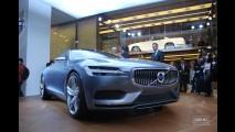 Salão de Frankfurt: Volvo Concept Coupé antecipa o futuro do design da marca