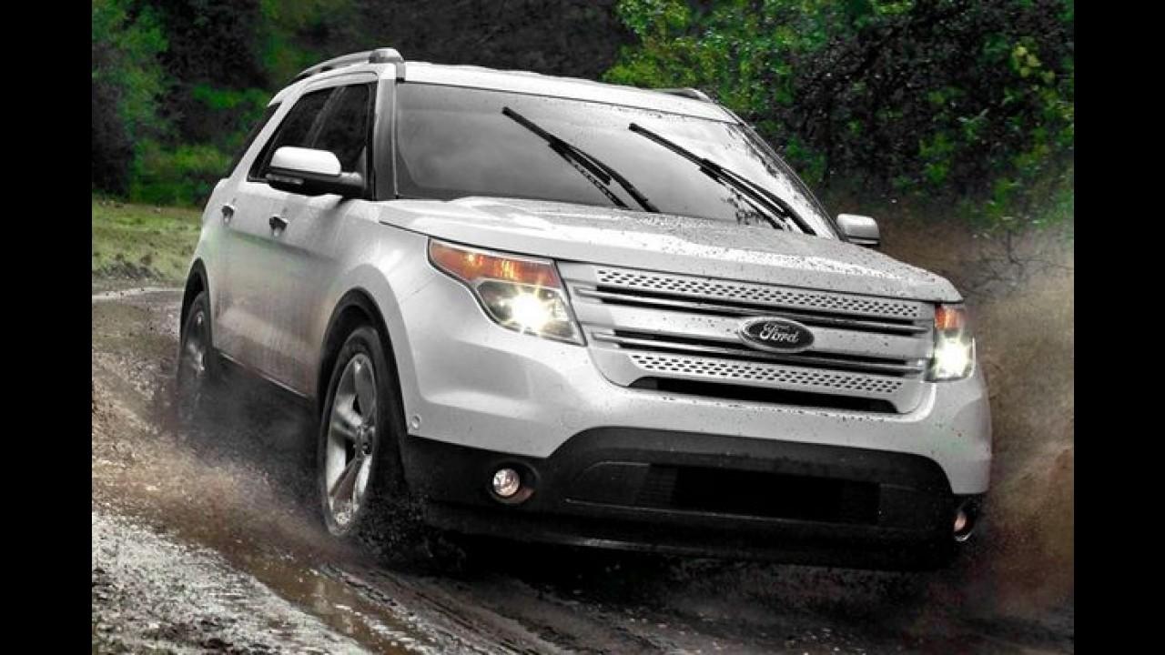 Crise na Venezuela: Ford suspende temporariamente a produção local