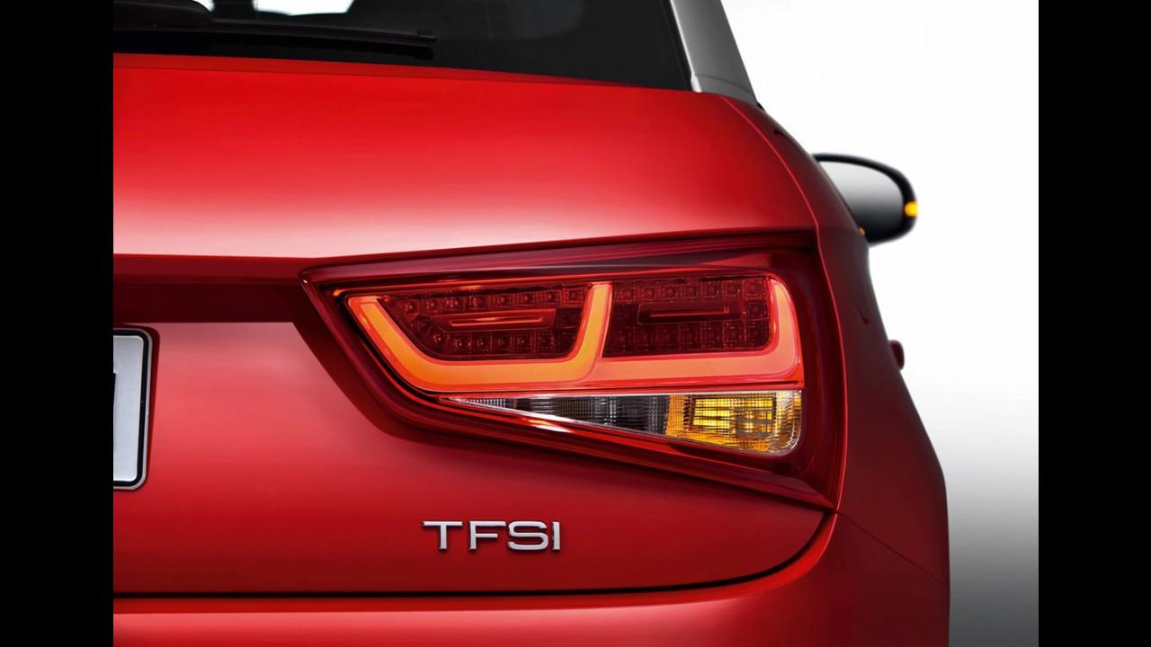 Novo Audi A1 - Marca apresenta oficialmente o novo compacto - Veja galeria de fotos oficiais