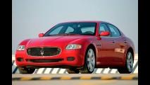 Maserati faz recall do Quattroporte e Granturismo no Brasil