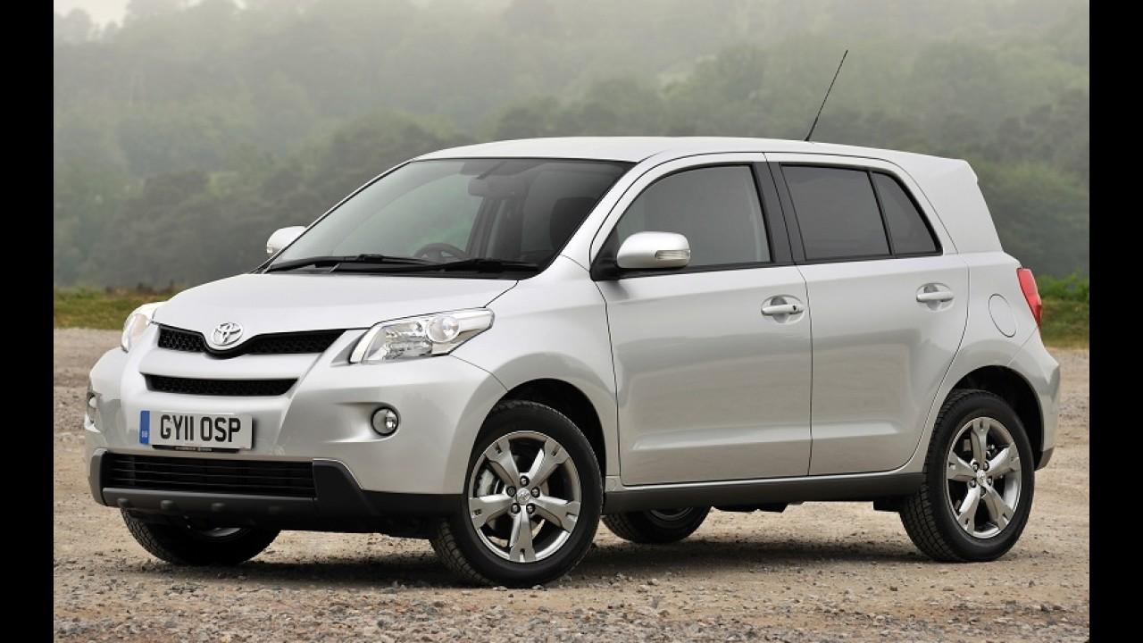 Toyota: SUV compacto para brigar com EcoSport terá plataforma modular