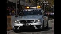 Mercedes-Benz C63 AMG DTM Safety Car 2011: 0 a 100 km/h em 4,3 segundos