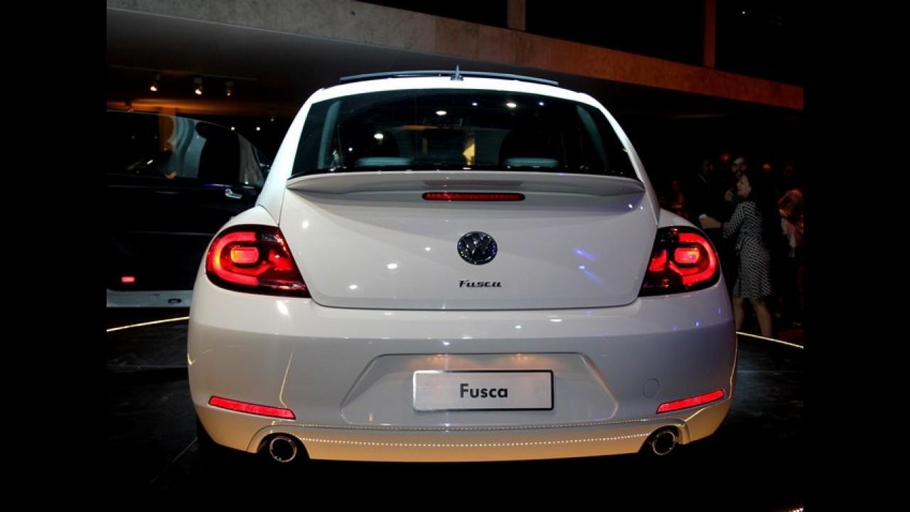 O Fusca voltou - Nova geração chega em novembro com 200 cv de potência