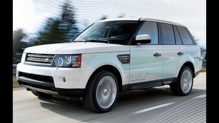 Autonomia de 1.112 km: Land Rover apresentará o híbrido Range_e em Genebra