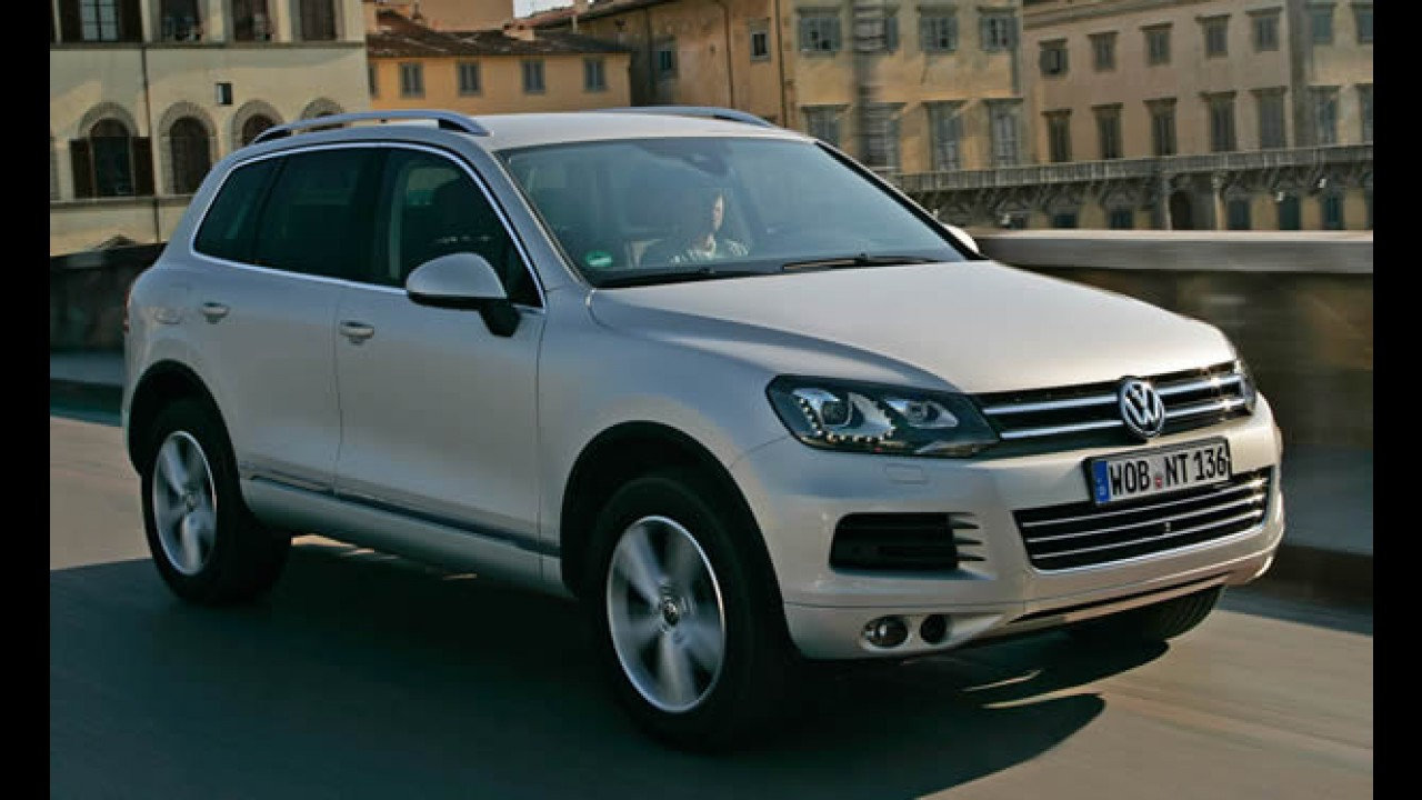 Volkswagen também fecha 2010 com recorde de vendas globais