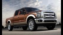 Ford faz recall de cinco modelos nos Estados Unidos
