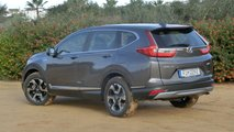 Honda CR-V Hybrid 2019 Test