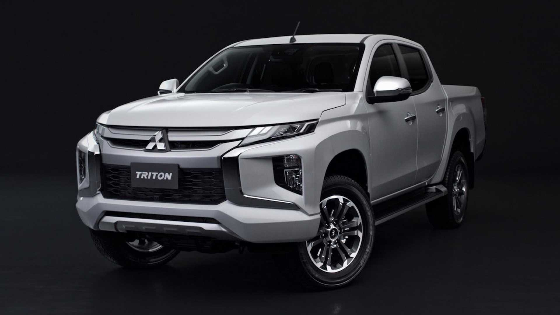2019 Mitsubishi L200 / Triton Goes Official With Bold Design
