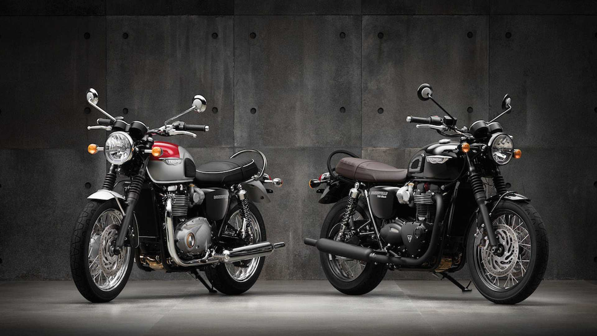Recall Over 12000 Triumphs Recalled For Wiring Issues