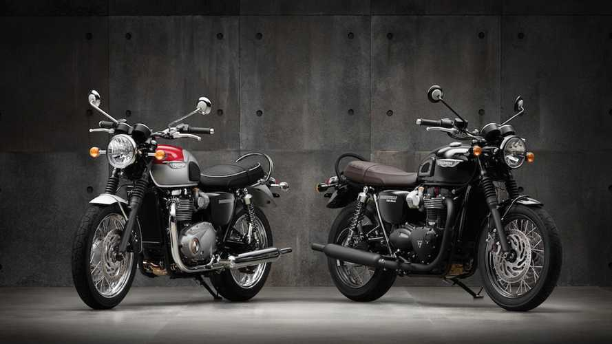 Recall: Over 12,000 Triumphs Recalled For Wiring Issues