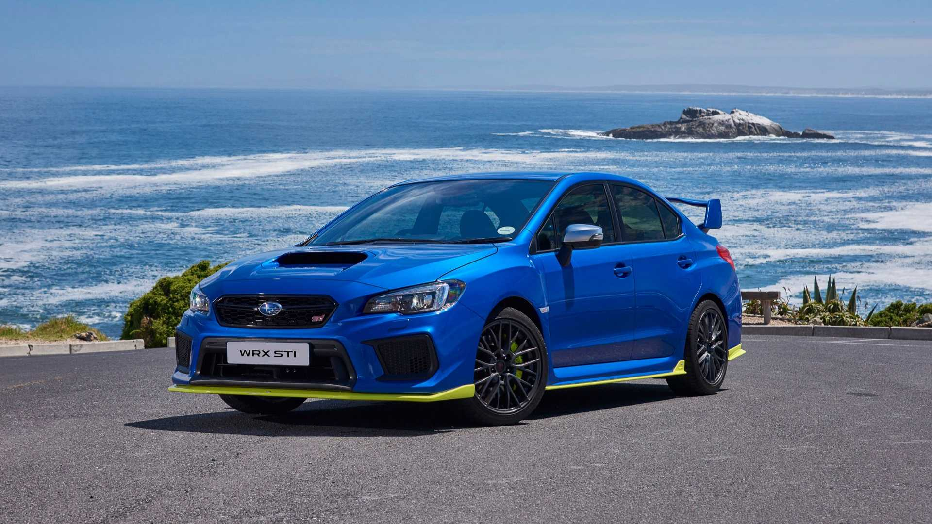 Subaru Builds Most Powerful WRX STI Ever, But There's A Catch