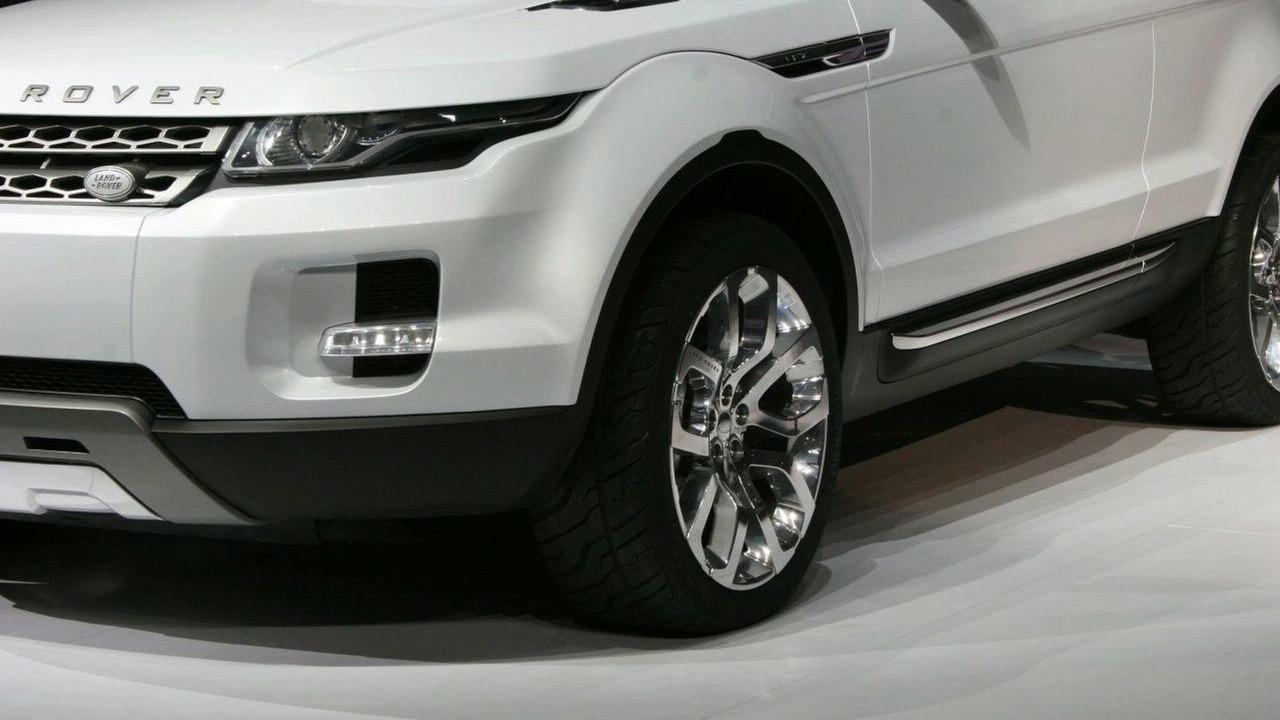 Land Rover Lrx Concept ✓ Land Rover Car