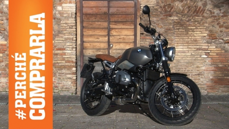BMW R nineT Scrambler: perché comprarla... e perché no [VIDEO]