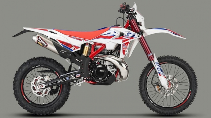 Beta RR Racing 2018, l'enduro pronto gara