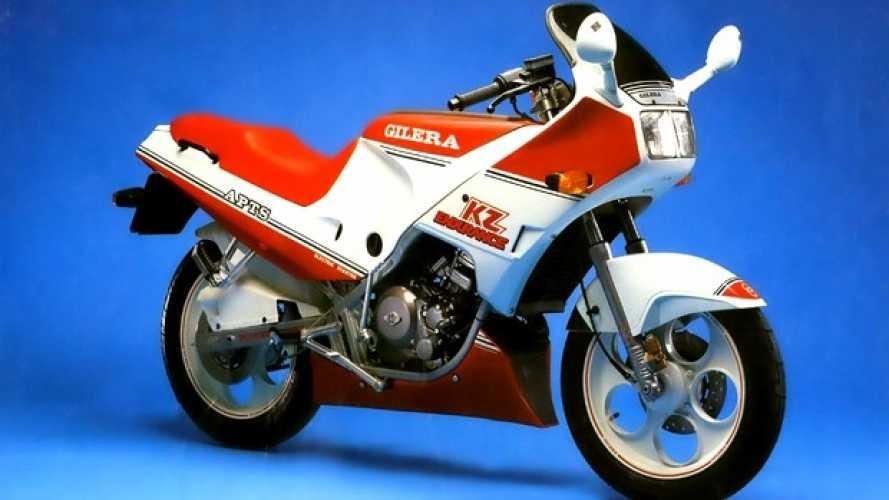 Gilera KZ 125: l'inizio di un'era