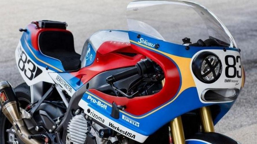 BMW S 1000 RR by Praëm [VIDEO]