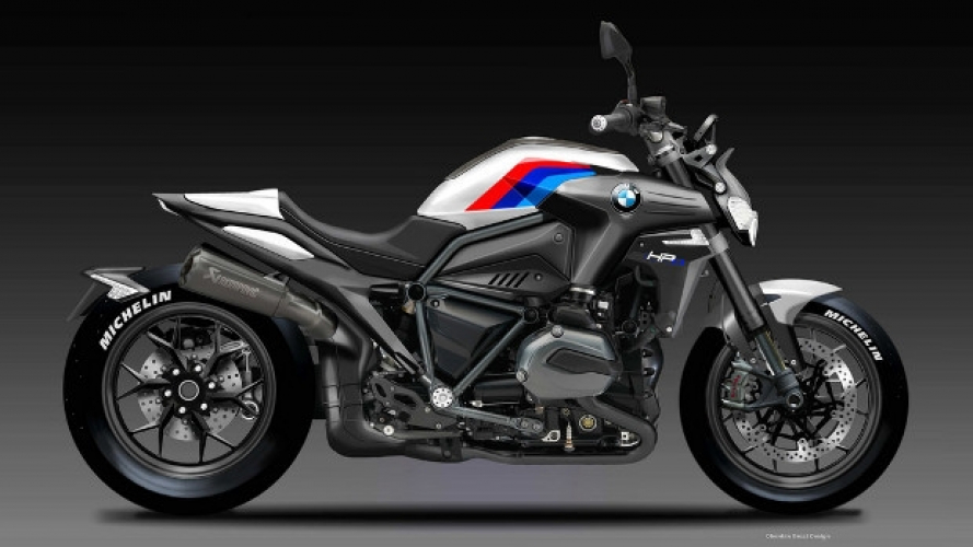 BMW HP2 Accelerator by Oberdan Bezzi