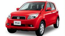 Daihatsu Be-Go / Toyota Rush