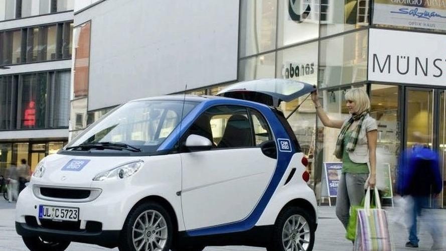Avrupa'da araç paylaşımına dair son haberler