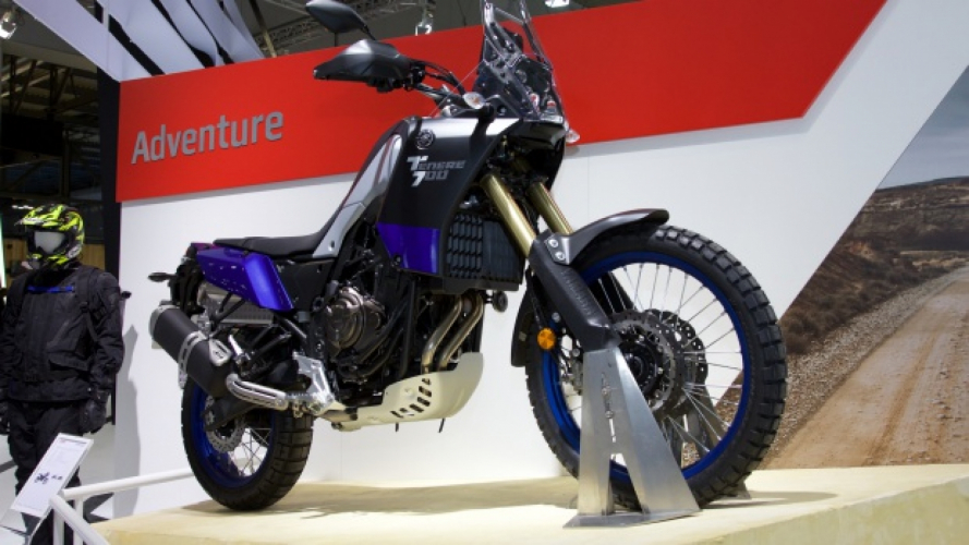 Yamaha Ténéré 700, la Adventure off-limits
