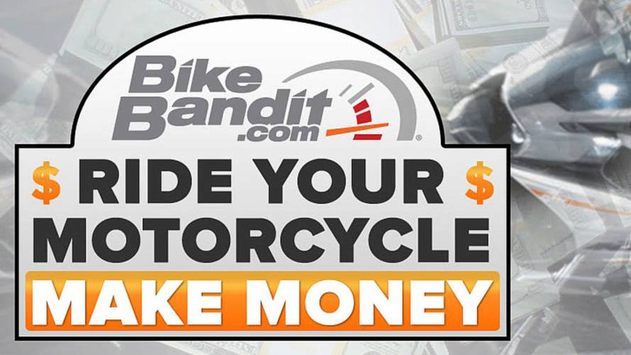 Ride Your Motorcycle, Make Money Using Rever