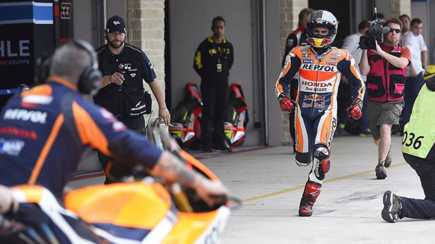 Video: Throwback To Marc Marquez at COTA