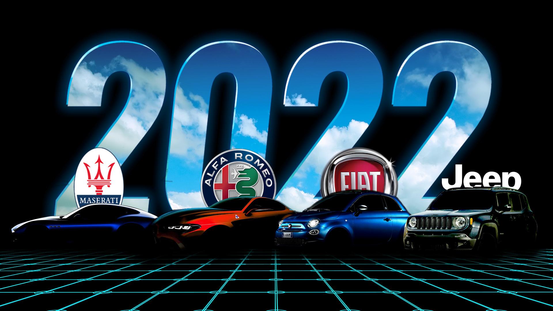 Fca Tutte Le Auto Ibride Ed Elettriche Fino Al 2022