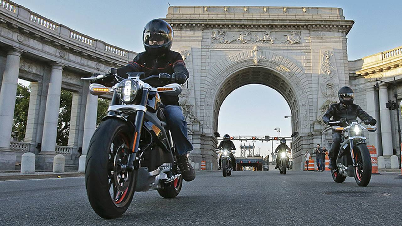 Ask RideApart: Harley-Davidson's Electric Bike, Project LiveWire