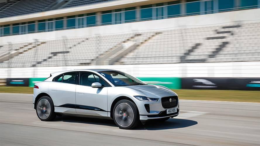 InsideEVs Drives The All-New Jaguar I-Pace