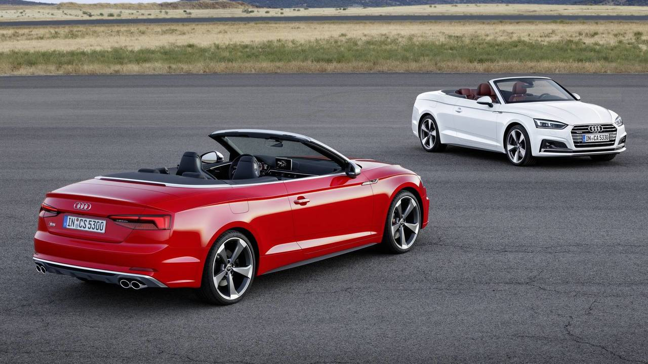Audi TT Roadster/A5 Cabriolet