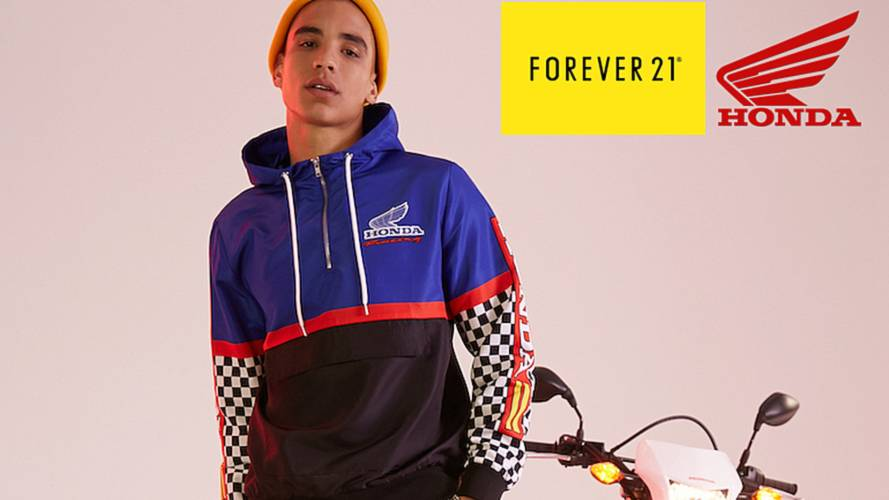 Honda Teams With Forever 21 for Youth-Oriented Fashion Line