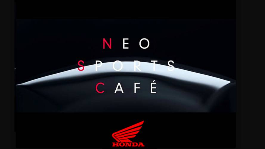Video: Honda Teases 'Neo Sport Cafe' Project