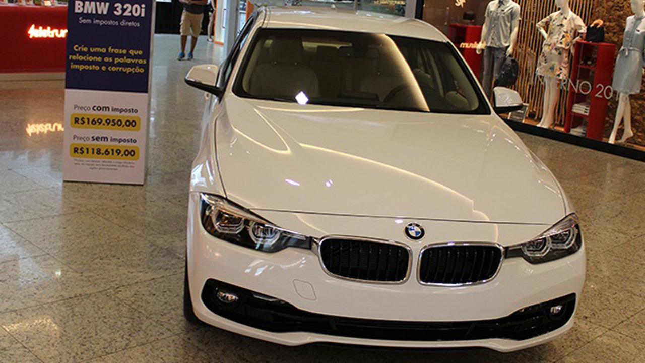Dia da Liberdade de Impostos - BMW Série 3