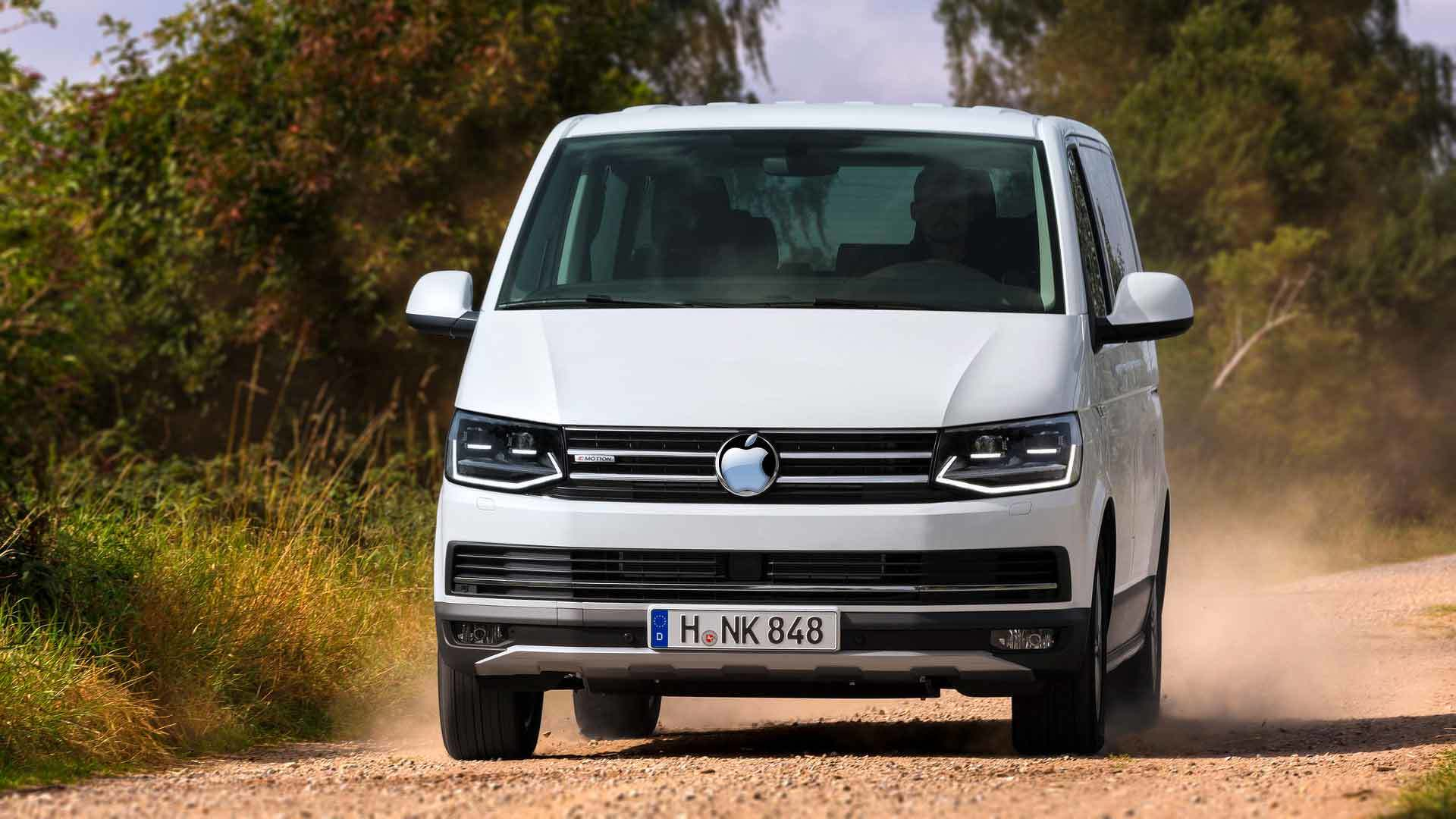 Vw And Apple Allegedly Partner On Electric Autonomous Transporters