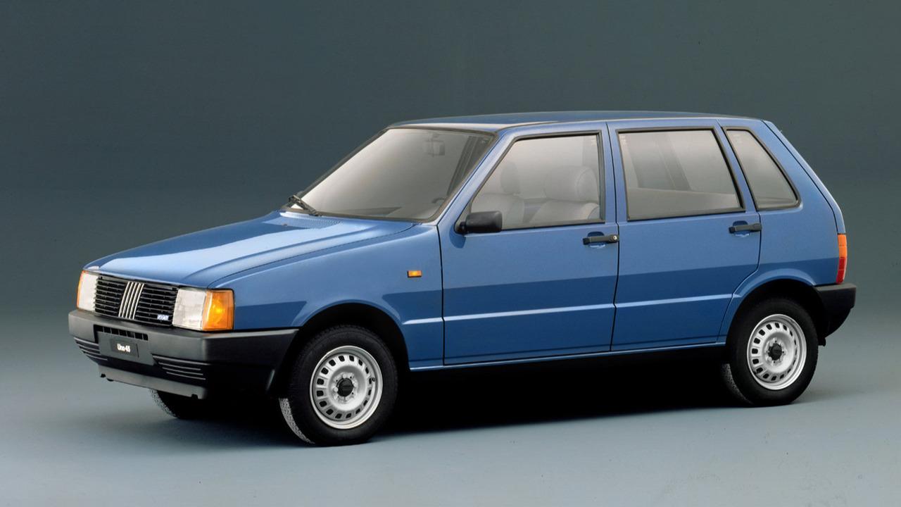 8. Fiat Uno (1983-1994): 6,2 millones de unidades