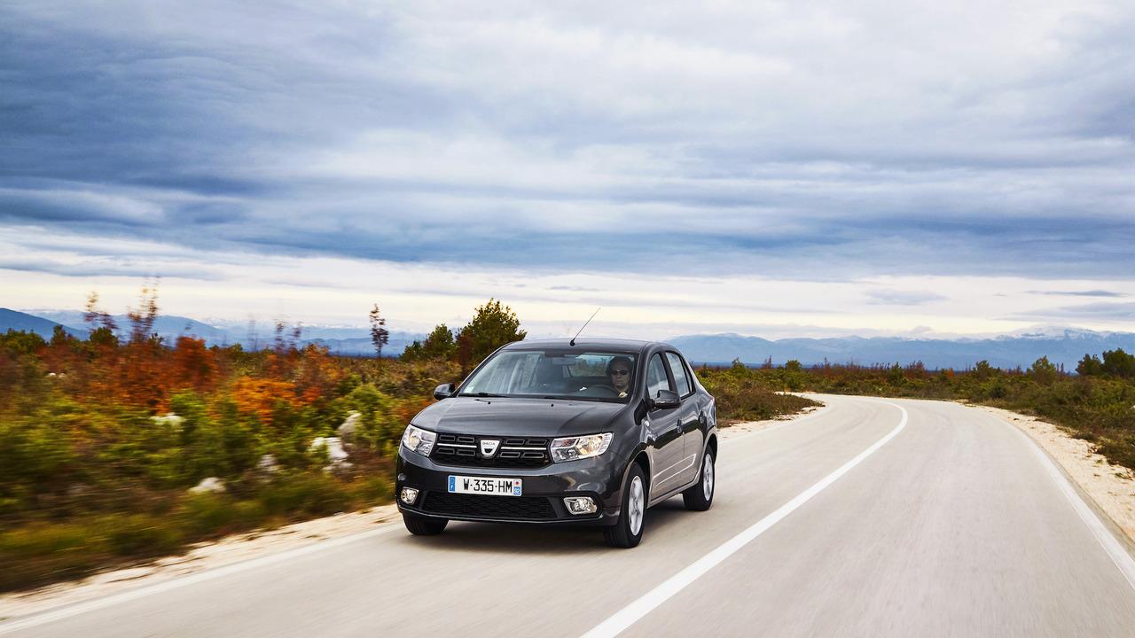 Dacia Logan - Romania
