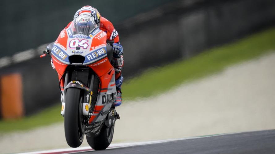 Dovizioso se lleva una disputadísima pole de MotoGP en Motegi; Márquez 6º