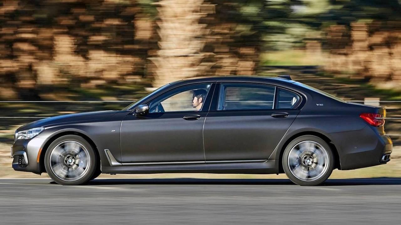 4. BMW M760Li xDrive 2018 - 610 CV
