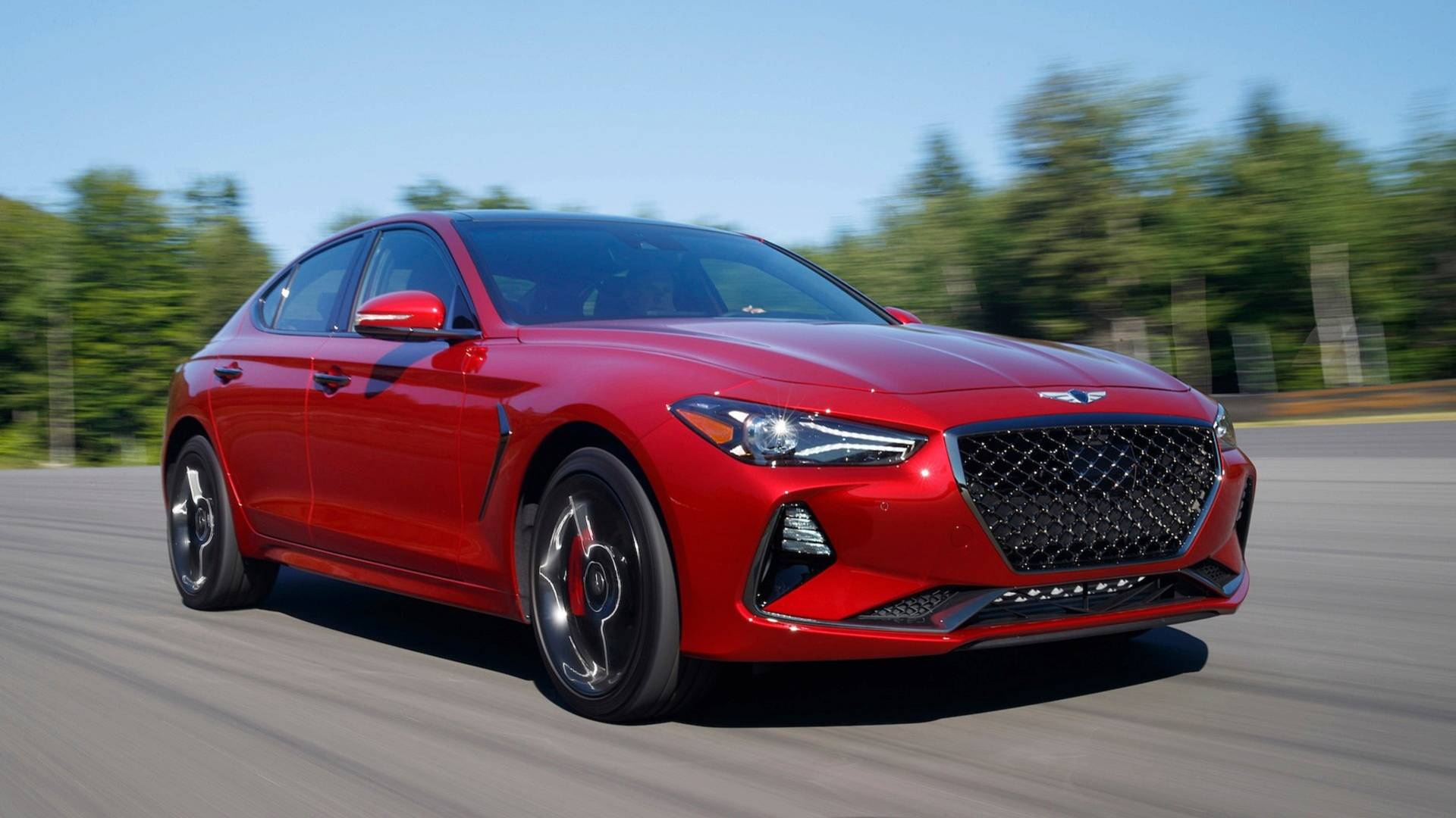 Genesis G70 Saves Its Manual Gearbox For 2020