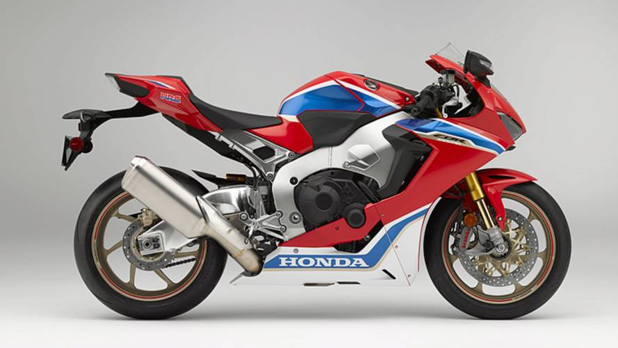 2017 Honda CBR1000RR SP Finally Revealed