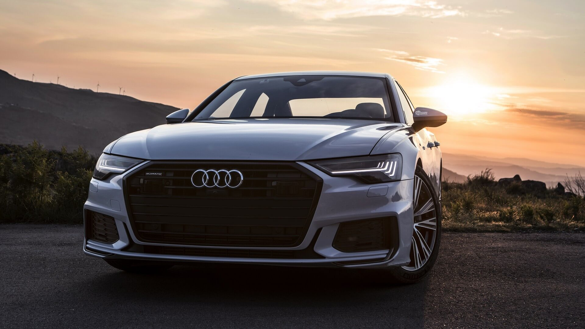 Audi A14 Beauty Shots Might Steer You Away From Buying A 14 Series | audi car series
